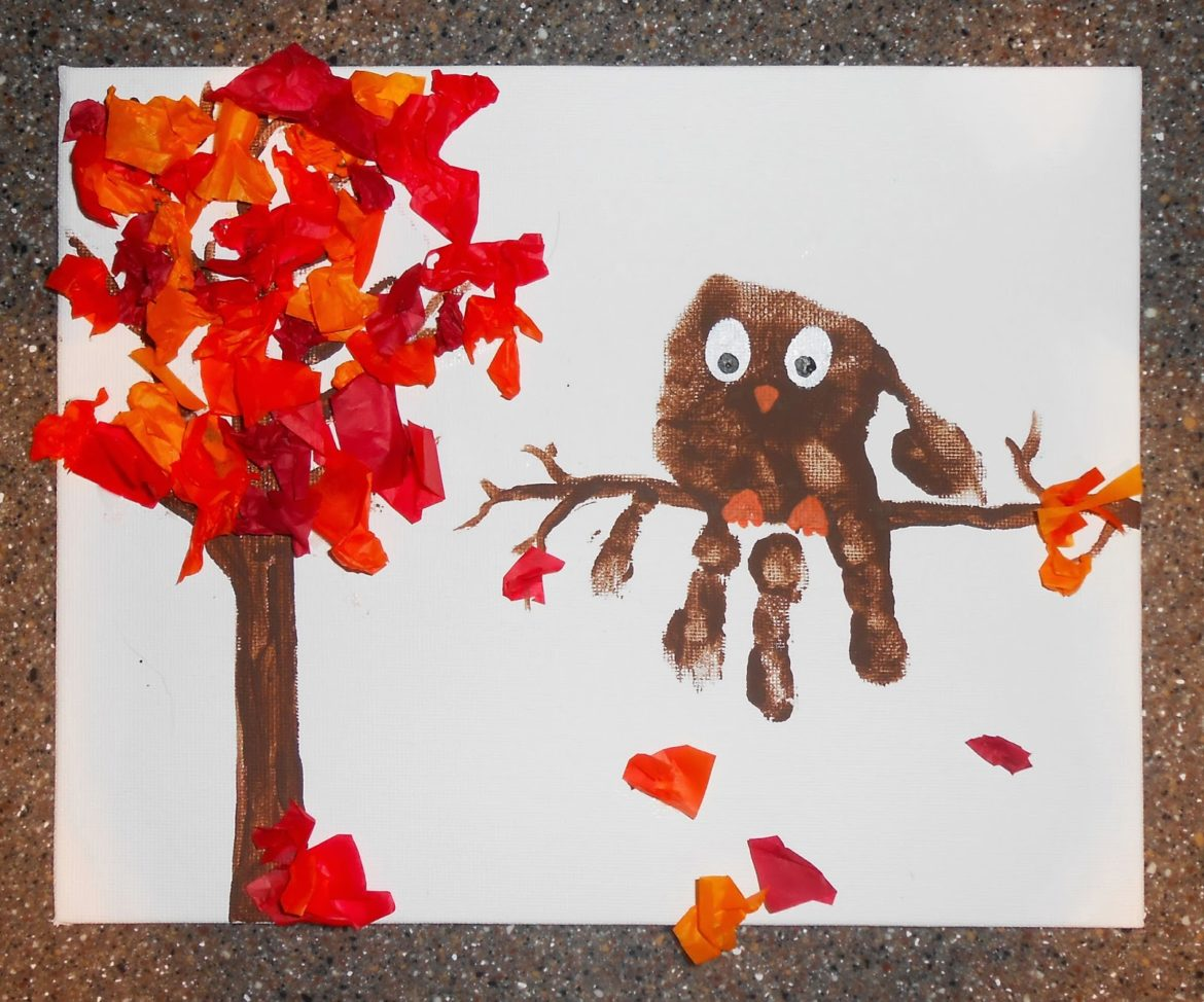 Fall Owl Craft The Keeper Of The Cheerios