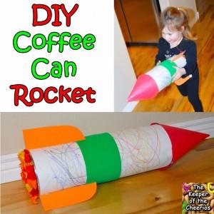 rocket diy