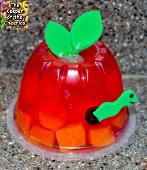 Apple Jello Cup2