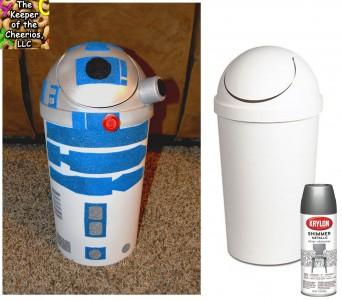 R2-D2 VALENTINE BOX