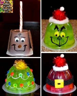 whoville christmas treats