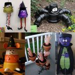 CLAY POTS HALLOWEENSM