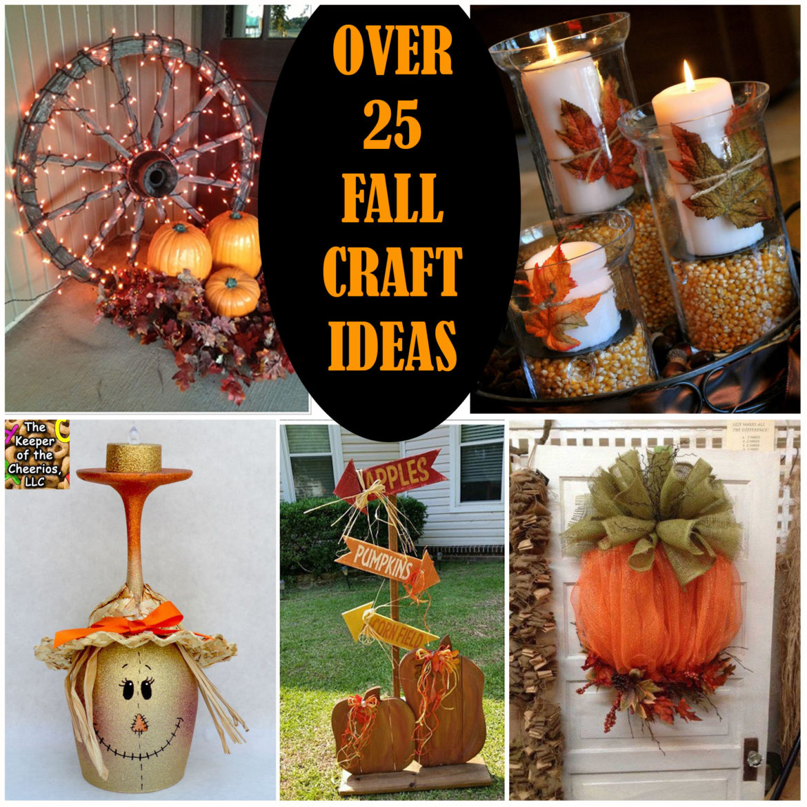 FALL CRAFT IDEAS