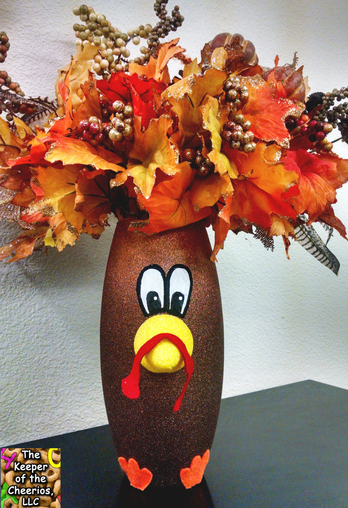 thanksgiving-turkey-vase