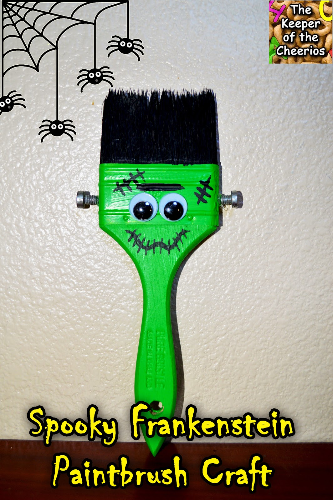 25 Fantastic Halloween Kids Craft Ideas The Keeper Of
