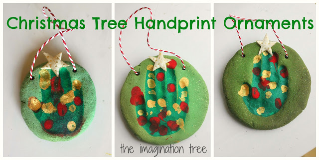 3saltdoughchristmastreehandprints