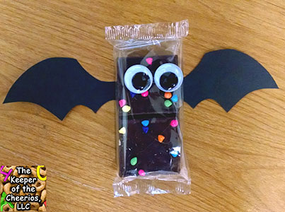 BAT BROWNIES SM