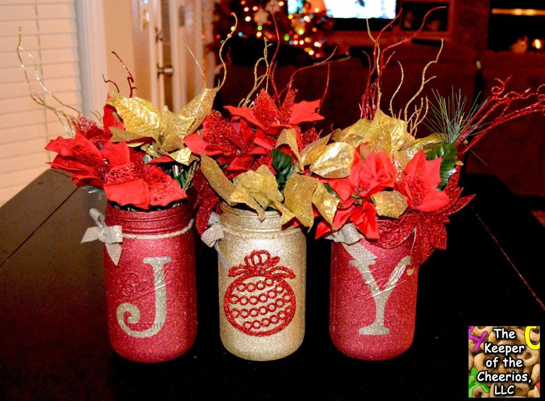 Christmas Mason Jar Ideas The Keeper Of The Cheerios
