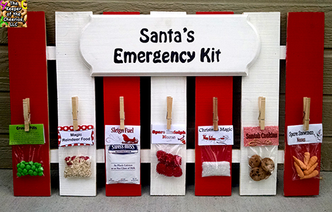 SANTAS EMERGENCY KIT SM