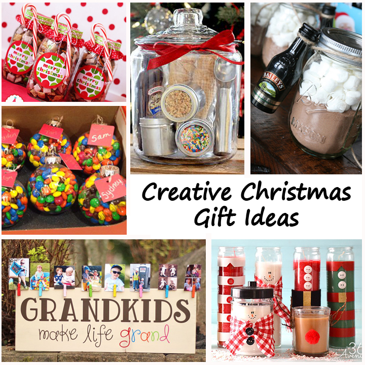 Creative and fun christmas gift ideas for Unique ideas for christmas gifts