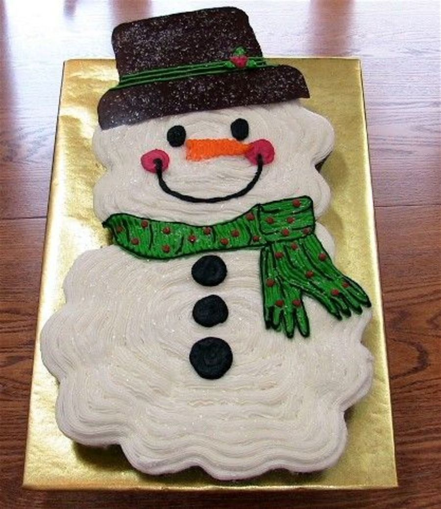 Fun Christmas Cupcakes and Cupcake Cake Ideas - The Keeper ...