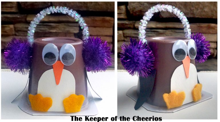 Penguin Pudding Cups The Keeper Of The Cheerios