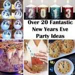 Over 20 Fantastic New Years Eve Party Ideas sm