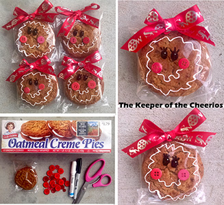 gingerbread girl cookies sm