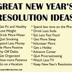 new years resolution ideas sm