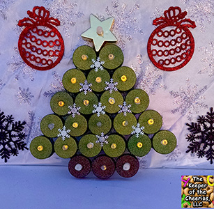 tea light christmas tree sm