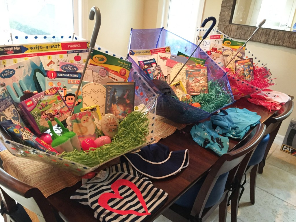 Amazing easter basket ideas the keeper of cheerios