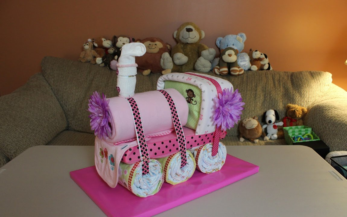Choo-Choo-Train-Diaper-Cake
