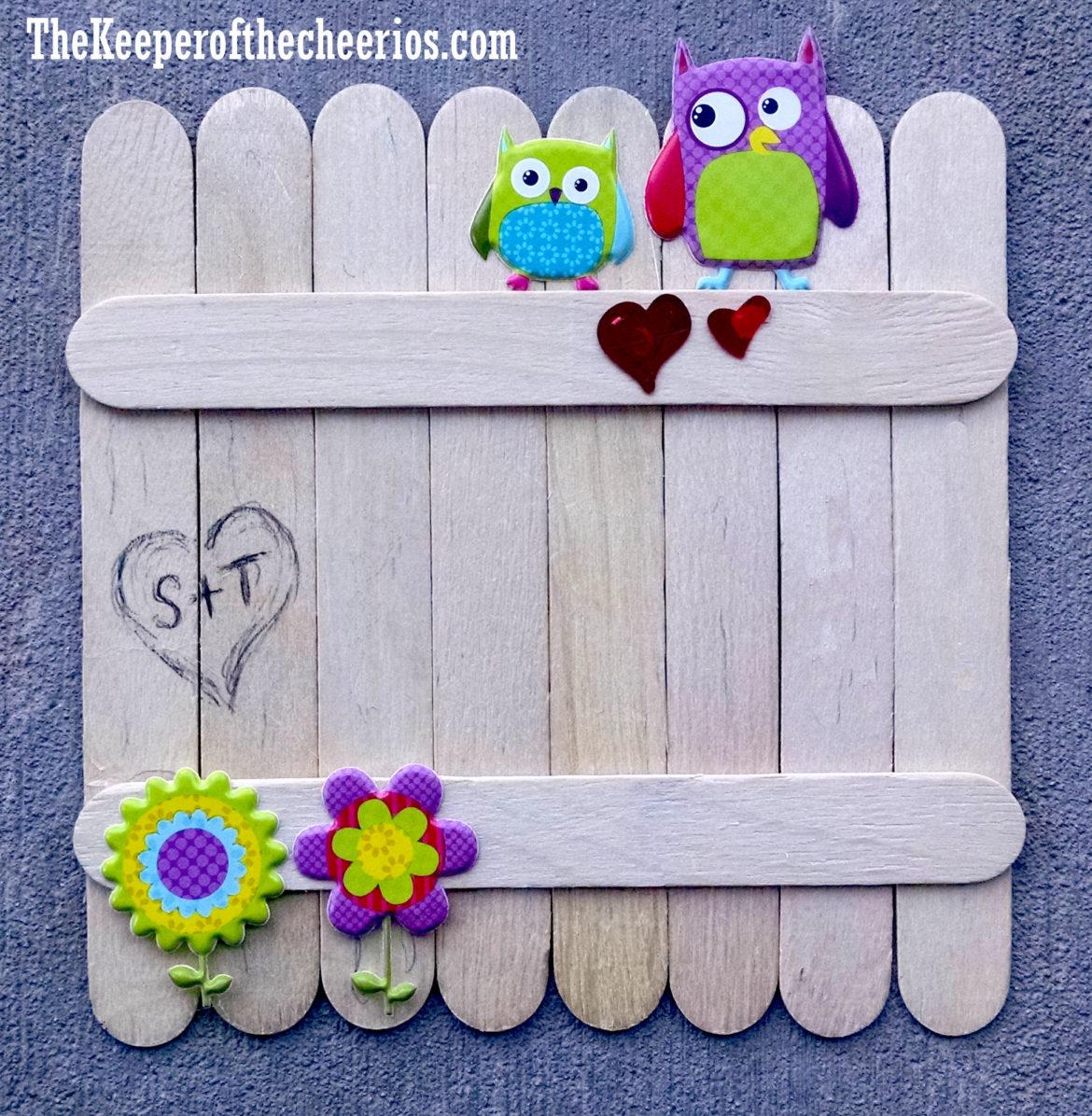 Owls on a Fence 3