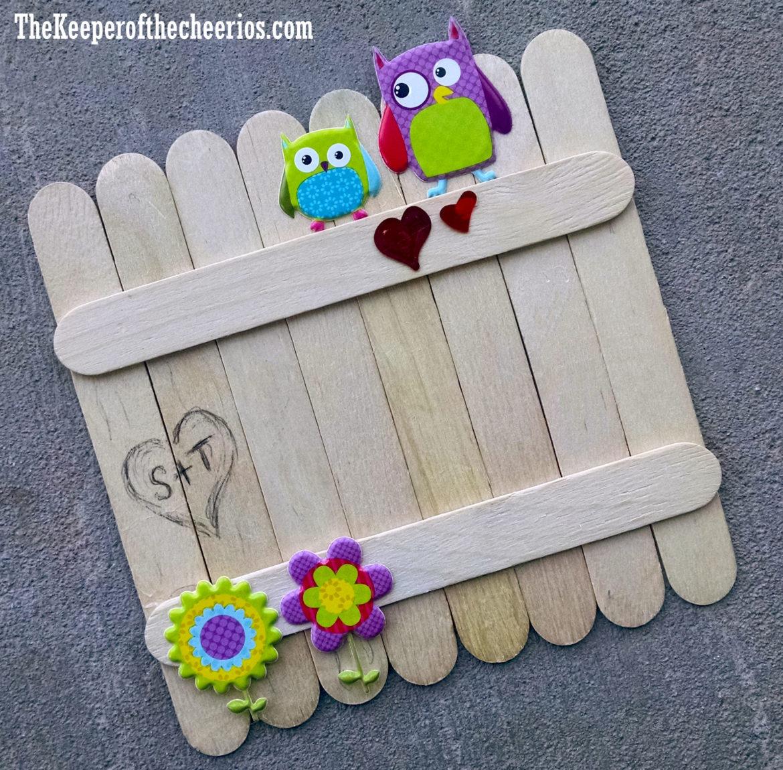 Owls on a Fence 4