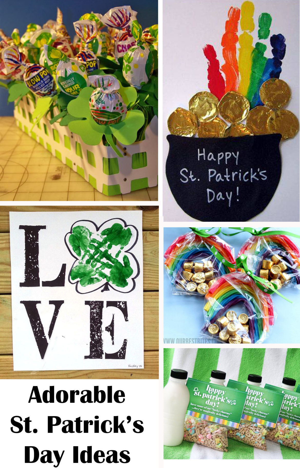 adorable st patricks day ideas