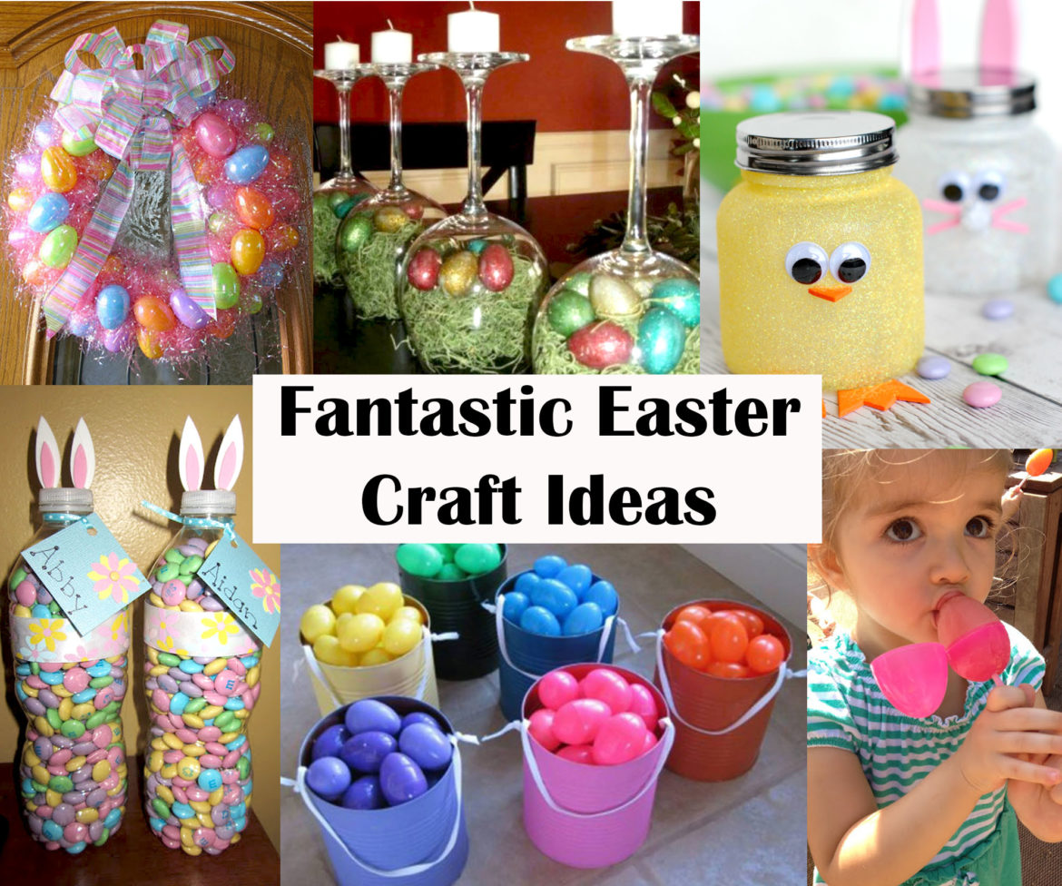fantastic easter craft ideas