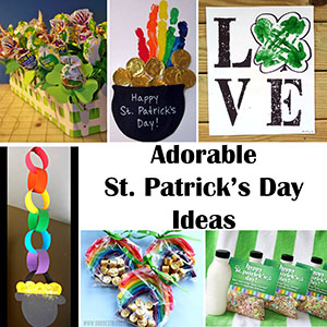 st patricks day ideas sm