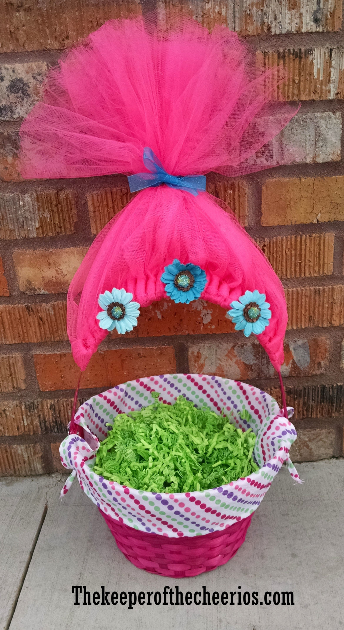 Trolls movie easter basket idea shop related products negle Gallery