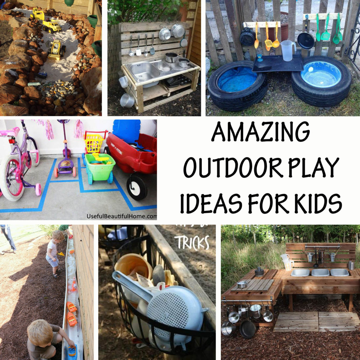 KIDS OUTDOOR PLAY IDEAS - The Keeper of the Cheerios