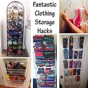 fantastic clothing storage hacks sm