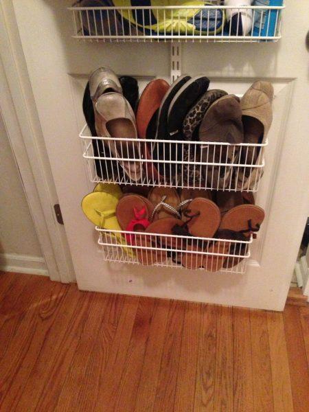 Shoes Keeper: FANTASTIC CLOTHING STORAGE HACKS