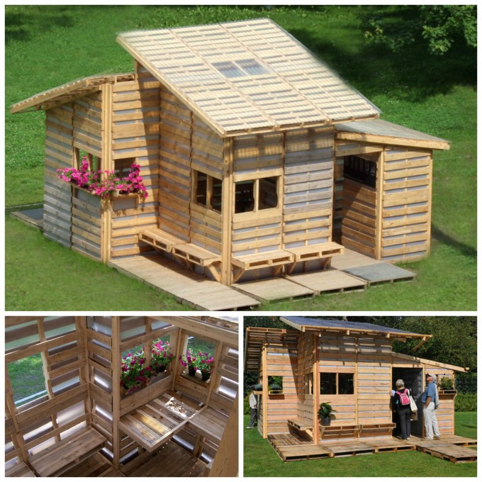 Pallet Dog Bed Directions