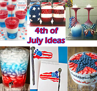 4th of july ideas sm