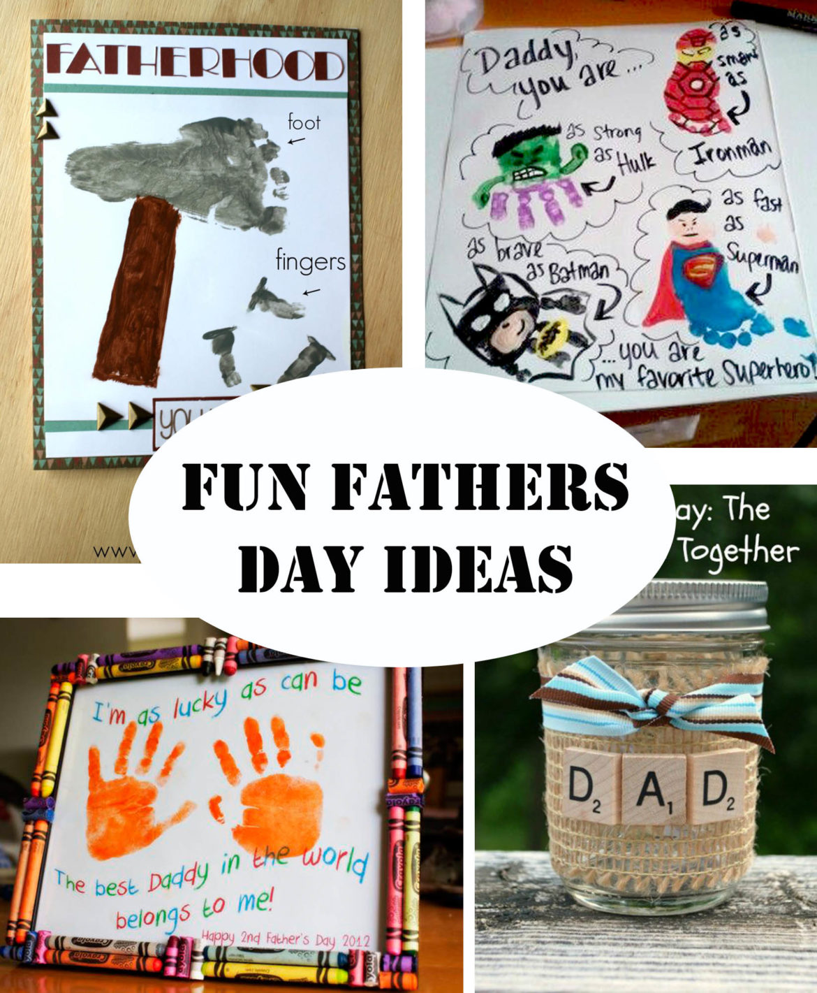 Fantastic Fathers Day Ideas