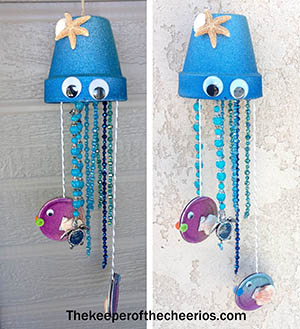Jellyfish Windchimessm