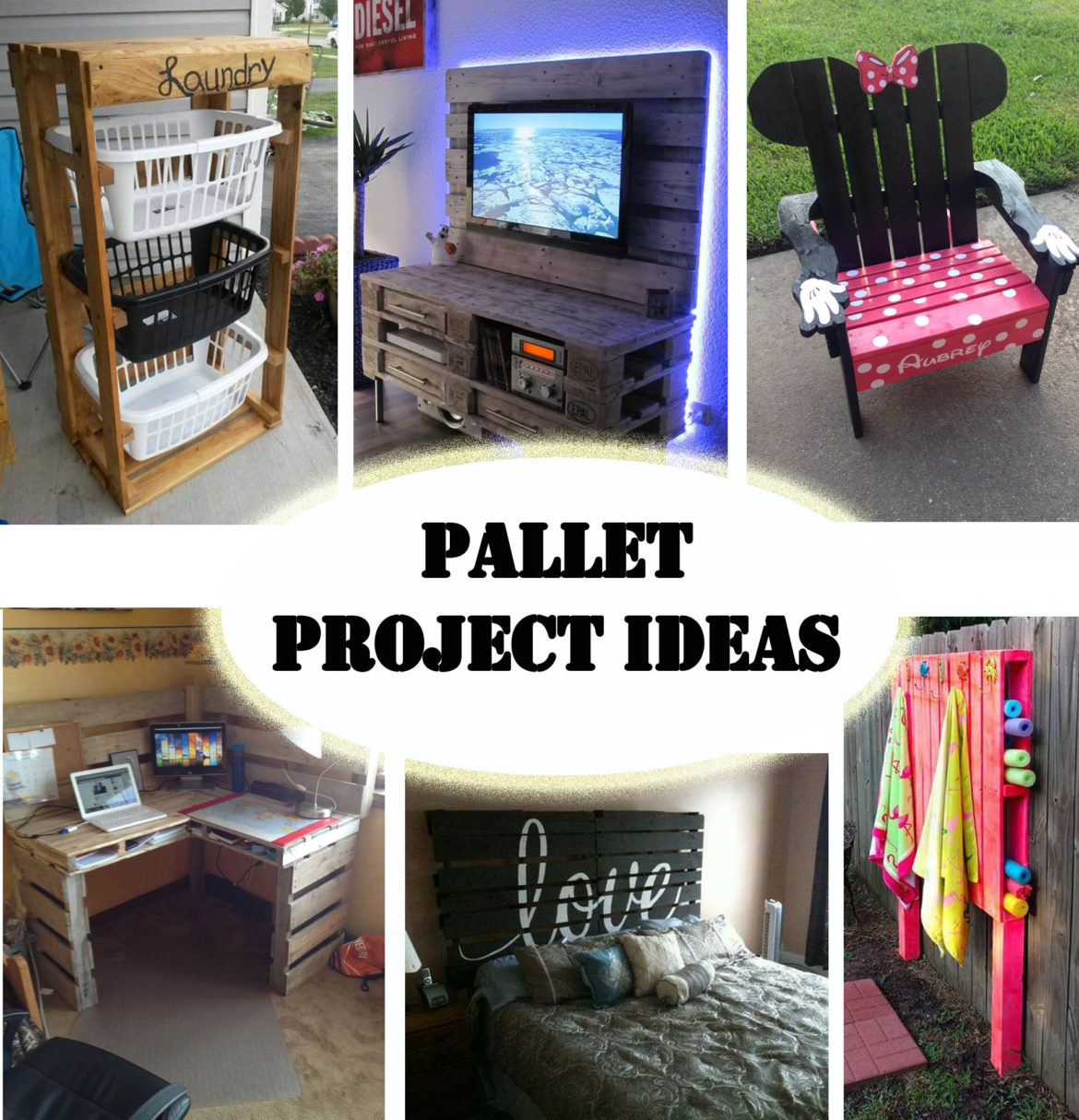 Pallet Project Ideas The Keeper Of The Cheerios