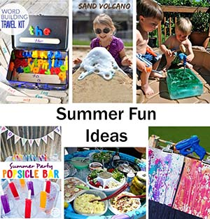 summer fun ideas sm