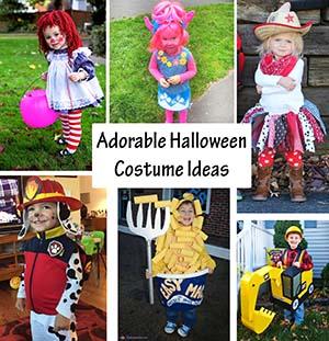 Adorable Halloween Costume Ideas sm