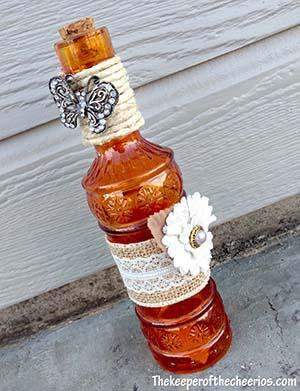 dollar store summer dreaming bottle am