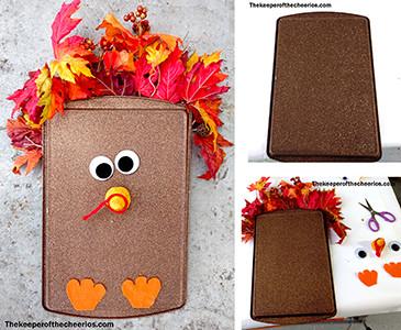 Cookie Sheet Turkey sm
