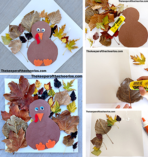 Leaf Turkey smm