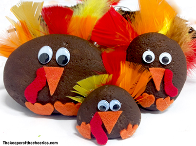 Rock Turkeys sm