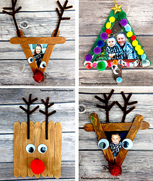 fun popsicle stick christmas crafts sq smm