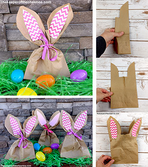 BUNNY TREAT BAGS SM