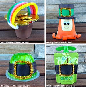 St Patricks Day treat ideas sm
