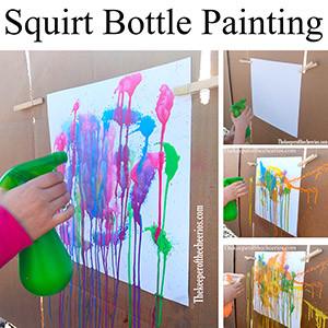 squirt bottle smm