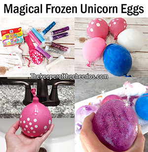 magical frozen unicorn eggs sm