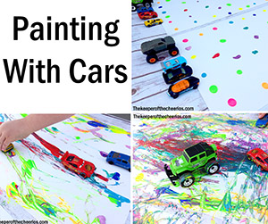 painting with cars sm 2