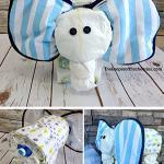 elephant diaper cake sm