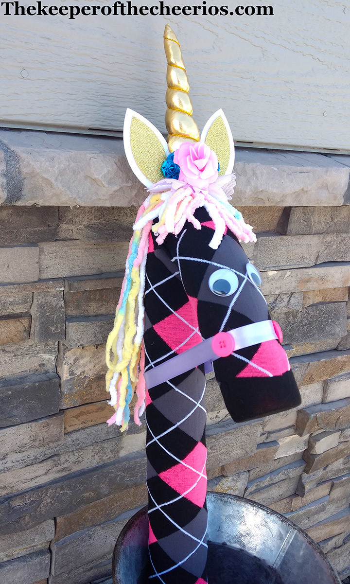 Pool Noodle Stick Horse Pool Noodle Unicorns The Keeper Of The Cheerios